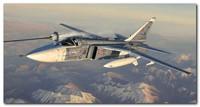 Су-24М фронтовой бомбардировщик. 01673 Trumpeter 1:72
