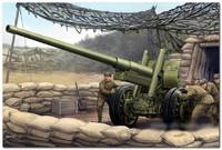 А-19 122-мм корпусная пушка. 02316 Trumpeter 1:35
