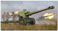 Д-20 152-мм корпусная пушка-гаубица. 02333 Trumpeter 1:35
