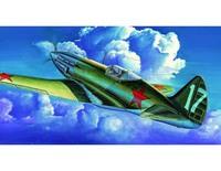 МиГ-3 истребитель ранний. 02830 Trumpeter 1:48