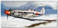МиГ-3 истребитель (поздний). 02831 Trumpeter 1:48