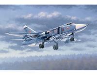 02835 СУ-24М фронтовой бомбардировщик 1:48