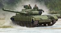 Т-64БВ обр. 1985 основной боевой танк. 05522 Trumpeter 1:35
