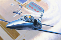 """Л-39С """"Альбатрос"""" учебно-боевой самолет. 05804 Trumpeter 1:48"""