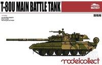 Т-80У основной боевой танк. UA72027 Modelcollect 1:72