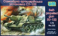 СУ-122. Масштаб 1/72