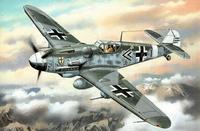 Messerschmitt Me-109G-3/Trop. Масштаб 1/48