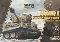 Т-VI «Тигр-I» (Pz.kpfw.VI Ausf. E) тяжелый танк. WWT-001 Meng