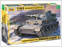 Panzer IVE танк - 3641 Звезда 1:35