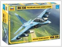 Як-130 учебно-боевой самолет - 7307 Звезда 1:72