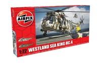 «Вестланд Си Кинг Коммандо» (Westland Sea King HC.4) военно-транспортный вертолет. A04056 Airfix 1:72