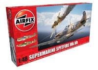 «Спитфайр» Мк Vb (Supermarine Spitfire Mk Vb) истребитель. A05125 Airfix 1:48