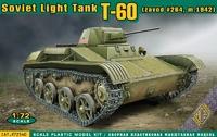 Т-60 завода №264 легкий танк - 72540 ACE 1-72