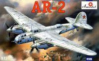 Ар-2 пикирующий бомбардировщик. 72120 Amodel 1:72