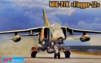 МиГ-27К Кайра истебитель-бомбардировщик - 7214 ART Model 1:72