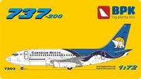 737-200 Canadian North. 7202 Big Plane Kit 1:72
