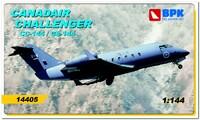 Challenger CC-144/CE-144 VIP-лайнер Канадских ВВС. 14405 BigPlaneKit 1:144