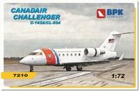 Challenger C-143A/CL-604. 7210 Big Plane Kit 1:72