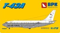 T-43A. 7205 Big Plane Kit 1:72