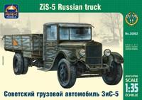 Советский грузовой автомобиль ЗиС-5. Масштаб 1/35