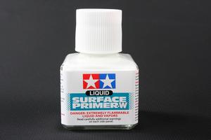 Шпаклевка жидкая (Liguid Surface Primer 40ml) белая <87096 TMY>