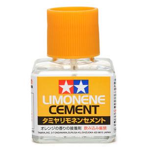 Клей с кисточкой 40мл (лимон) <87113 TMY>