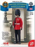 Гренадер Королевской Гвардии Великобритании. 16001 ICM 1:16