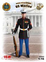 Сержант морской пехоты США. 16005 ICM 1:16