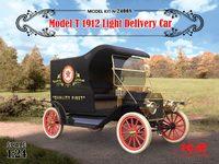 Model T 1912 Развозной фургон. 24008 ICM 1:24