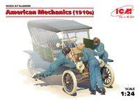 Американские механики (1910-е). 24009 ICM 1:24