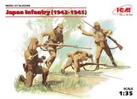 Японская пехота (1942-1945). 35568 ICM 1:35
