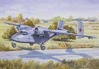 Ан-14 Самолет всязи ВВС. ЕЕ14438 ВЭ 1:144