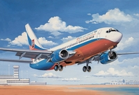«Боинг-737-300» Авиалайнер АК «Атлант-Союз» (B733 Atlant-Soyuz). ЕЕ14423 ВЭ 1:144
