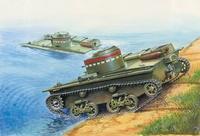 Т-38 Плавающий танк. ЕЕ35002 ВЭ 1:35