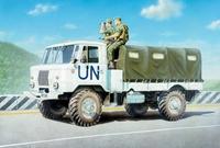 ГАЗ-66 Армейский грузовик 4х4 (тент). ЕЕ35131 ВЭ 1:35