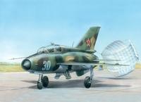 МИГ-21УМ Фронтовой истребитель. ЕЕ72104 ВЭ 1:72