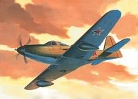 П-63А «Кингкобра» Истребитель. ЕЕ72140 ВЭ 1:72
