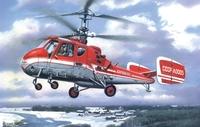 Ка-18 Вертолет. ЕЕ72146 ВЭ 1:72