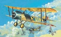 «Сопвич Полуторастоечный» Бомбардировщик WWI (1? Strutter). ЕЕ72158 ВЭ 1:72