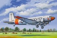 Douglas R4D-8/C-117D. ЕЕ14478 ВЭ 1:144