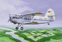 Ан-2 Пассажирский самолет АК «Аэрофлот». ЕЕ14443 ВЭ 1:144