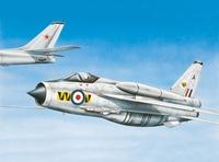 «Лайтнинг» Мк.VI Истребитель (Lightning F.6/F.53). ЕЕ72271 ВЭ 1:72