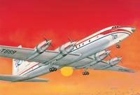 Бристоль-175-318 «Британия» Авиалайнер АК «Кубана» (Type 175 Britannia Cubana). ЕЕ96001 ВЭ 1/96
