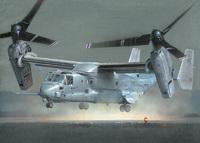V-22 Osprey конвертоплан. 2622 Italeri 1:48