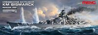 Bismarck (Бисмарк) линкор - PS-003 Meng 1-700