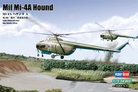 Ми-4А транспортно-десантный вертолет. 87226 HobbyBoss 1:72