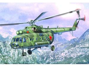 Ми-8МТ / Ми-17 военно-транспортный вертолет - 05102 Trumpeter 1:35