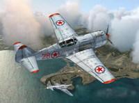 Ла-9 истребитель. 48-005 MikroMir 1:48