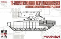 ТОС-2 перспективная система на шасси Армата - UA72127 Modelcollect 1:72