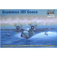 G-21 Goose Транспортный гидросамолет-амфибия. SW72011 Sword 1:72